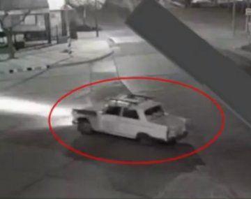 Búsqueda de Guadalupe Lucero: investigan un auto sospechoso