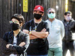 reportan 11.582 nuevos contagios de coronavirus en argentina