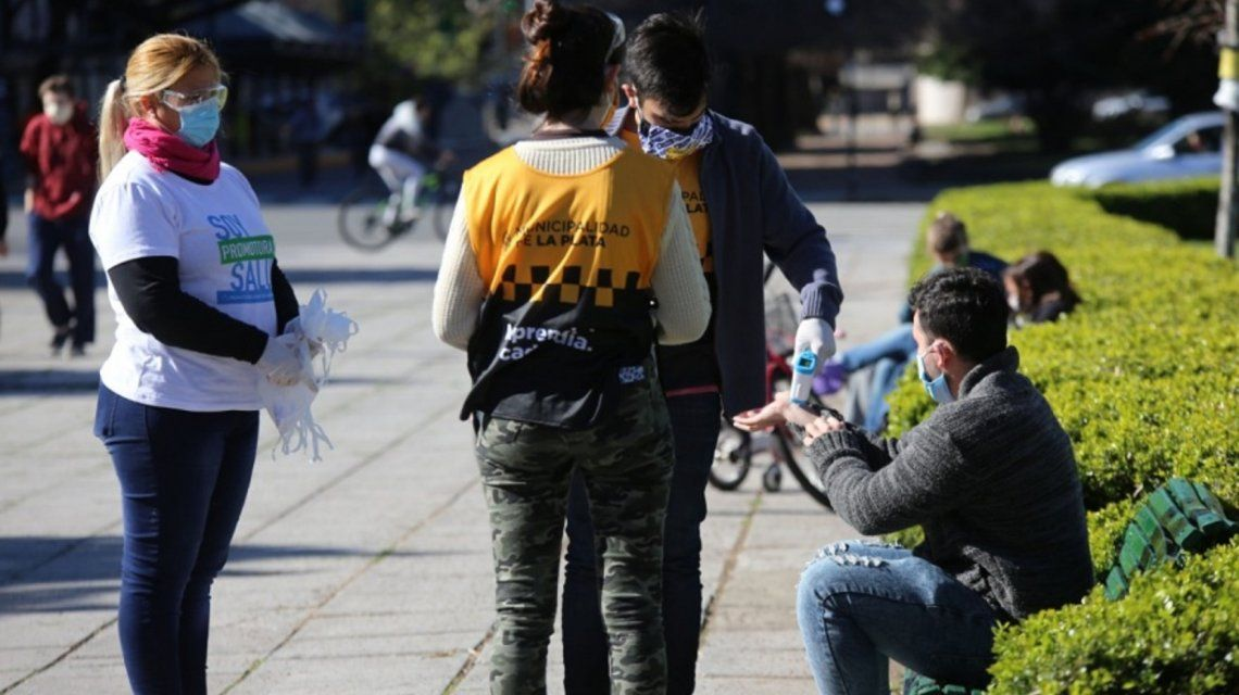 Coronavirus en Argentina: 5.853 nuevos casos y 184 fallecidos en las últimas 24 horas