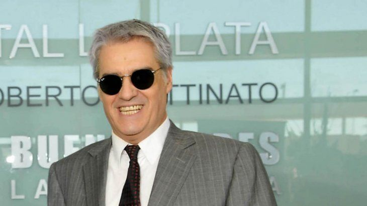 Roberto Pettinato llamó al 911 y terminó con una toma de rehenes