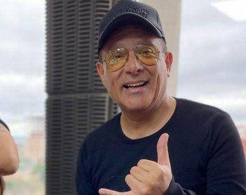 Quién es Sergio Torres: cantará el Himno en lugar de Iorio