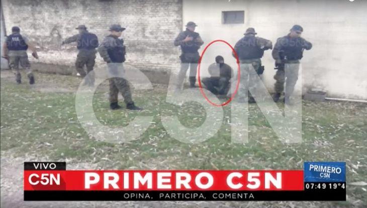 Así detuvieron a Cristian Lanatta y Víctor Schillaci en Cayastá