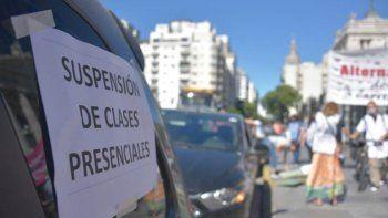 Paro docente en la Ciudad de Buenos Aires y la provincia de Mendoza por falta de protocolos y de adhesión al CFE