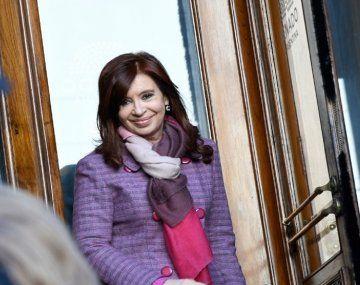 Cristina Kirchner celebró la sanción de la ley de cupo laboral travesti trans
