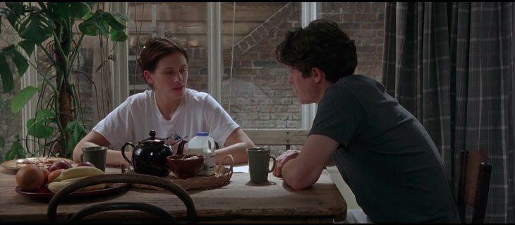 Político argentino fan de la película Notting Hill con Julia Roberts