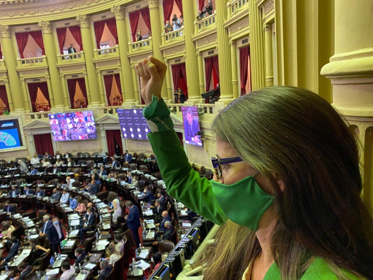Elizabeth Gómez Alcorta:  Trabajaremos para que acceder al aborto legal en cada rincón del país sea una realidad