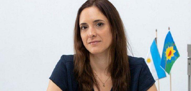 Mara Ruiz Malec, ministra de Trabajo de Buenos Aires.