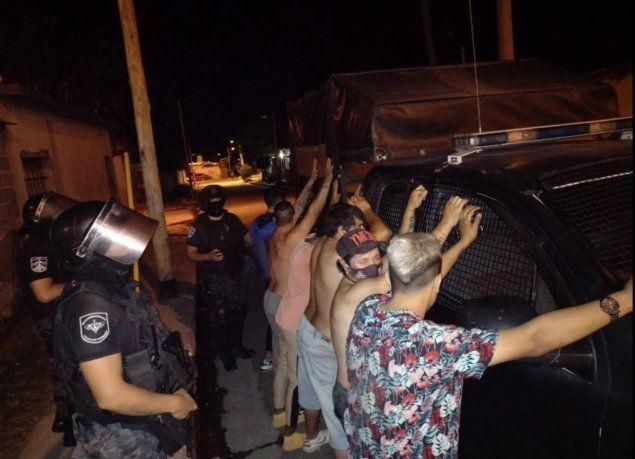 Catamarca: detuvieron a un sargento por organizar una fiesta clandestina