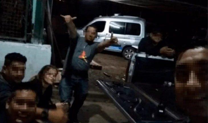 Escándalo: 18 policías bonaerenses fueron desafectados por participar de una fiesta clandestina