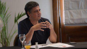 jorge macri: no vamos a abandonar el pedido por las clases presenciales