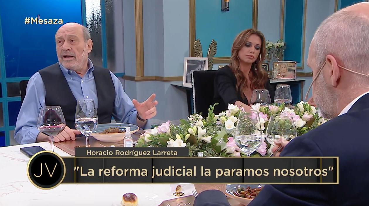 Periodistas macristas llamaron a votar por Juntos por el Cambio con Juana Viale