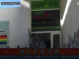 san nicolas: quieren cerrar un centro medico en plena segunda ola de coronavirus