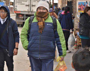Frío en todo el pais: hubo 10 grados bajo cero en La Quiaca