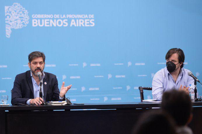 A lo Macron: Provincia de Buenos Aires no descarta que sólo los vacunados ingresen a bares y restaurantes