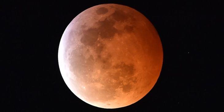 Dónde se verá el eclipse lunar de este martes 16 de julio