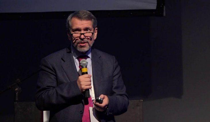 Hugo Magonza, director del CEMIC