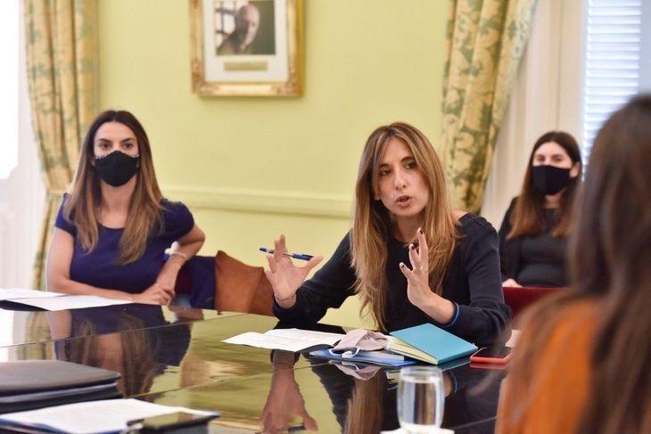 Asesora presidencial Cecilia Nicolini