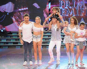 El Polaco eliminó a Fede Bal y Laurita Fernández y es finalista del Bailando