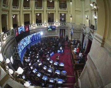 El Senado debatirá la postergación de las elecciones