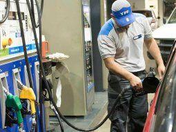 el gobierno prorrogo una suba de impuestos y asi evito un nuevo aumento de los combustibles