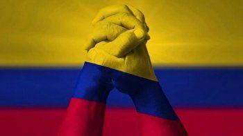 futbolistas colombianos se pronuncian por la crisis social en su pais