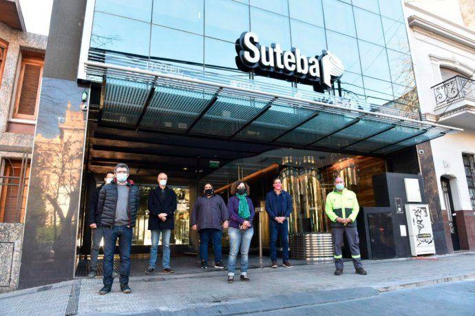 Un hotel de Suteba funcionará como centro alternativo de atención médica