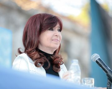 Cristina Kirchner llamó a ir a las plazas por el Día de la Lealtad: El peronismo está más vigente que nunca
