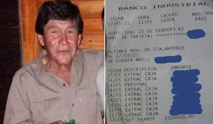 La historia de Paco: le depositaron 4 millones de pesos por error y los devolvió