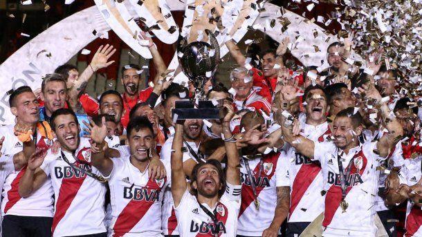 River se quedó con la Supercopa en Mendoza