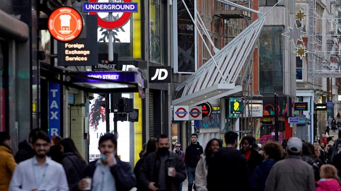 Nueva cepa de coronavirus: Argentina suspenderá los vuelos desde el Reino Unido