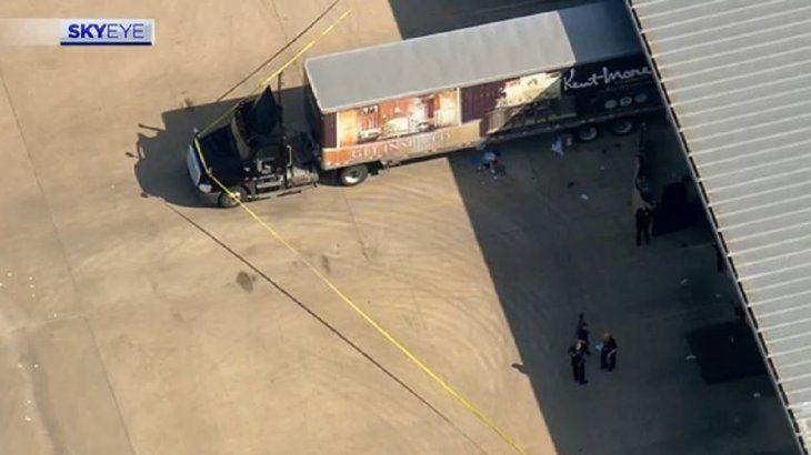Tiroteo en Texas: al menos un muerto y cinco heridos