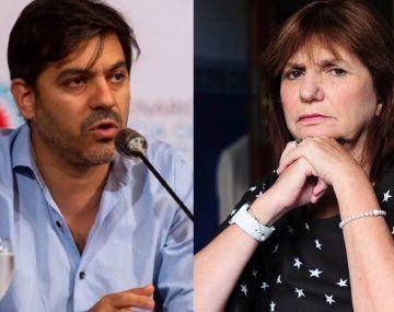 Bianco por los dichos de Patricia Bullrich: Jamás entregaría las Islas Malvinas a cambio de las vacunas de Pfizer