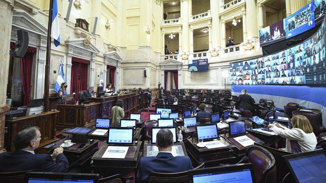 ¿Cuándo arranca el debate por el aborto legal en el Senado?