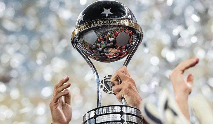 Un equipo argentino en el grupo de la muerte en la copa Sudamericana