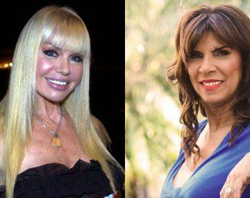 Escándalo: Habló Adriana Aguirre después de decirle mono a Anamá Ferreira