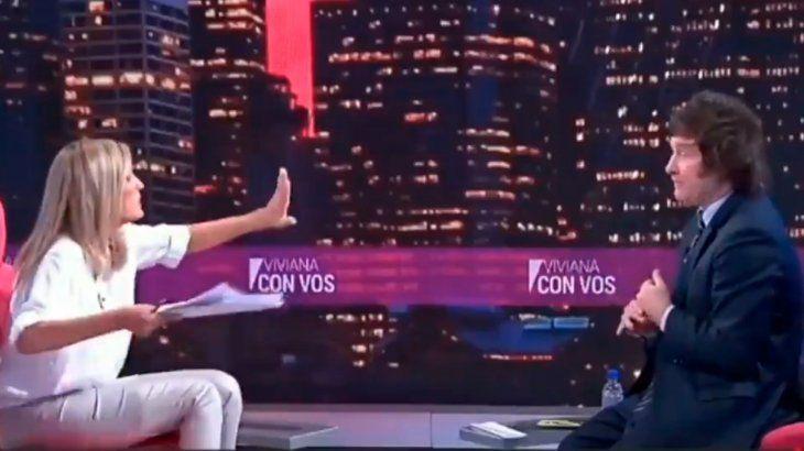 Entre reproches y revelaciones, Viviana Canosa y Javier Milei hablaron de sexo tántrico