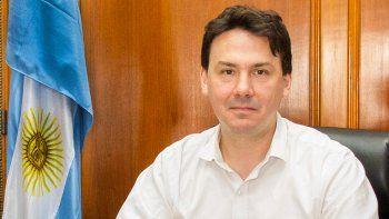 el gobierno le pidio la renuncia al subsecretario de energia electrica federico basualdo