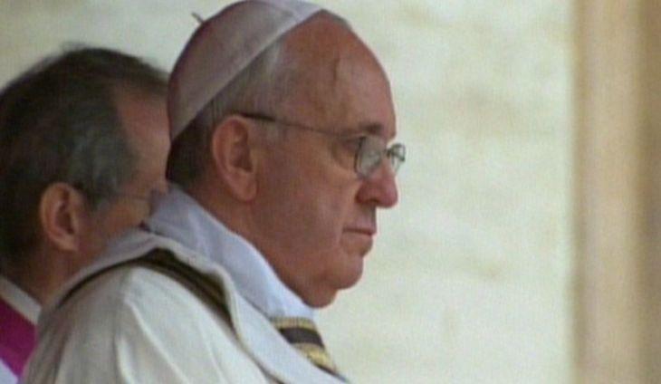 EN VIVO: Francisco presidió la misa de Pascua