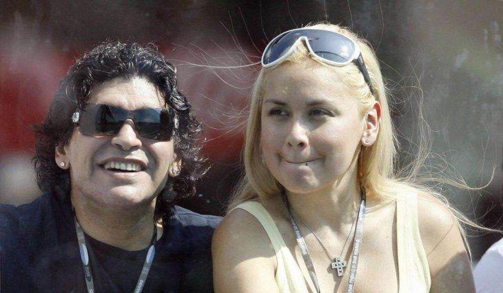 El audio en el que Verónica Ojeda le pide plata a Maradona
