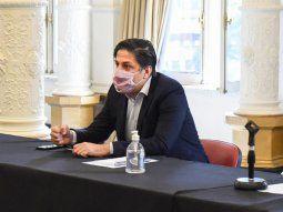Nicolás Trotta, ministro de Educación de la Nación