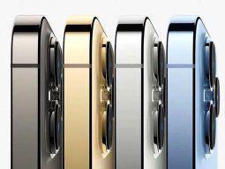 Apple presentó el iPhone 13; el Pro viene en colores metálicos