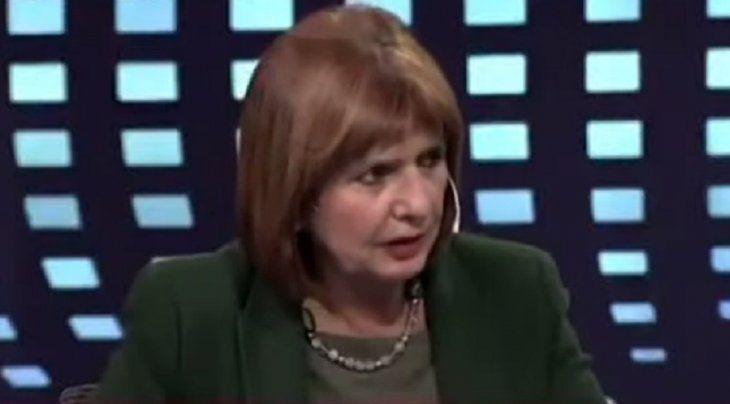 Patricia Bullrich: Le podríamos haber dado las Islas Malvinas a Pfizer