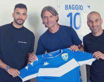 Rodrigo Palacio es nuevo jugador del Brescia