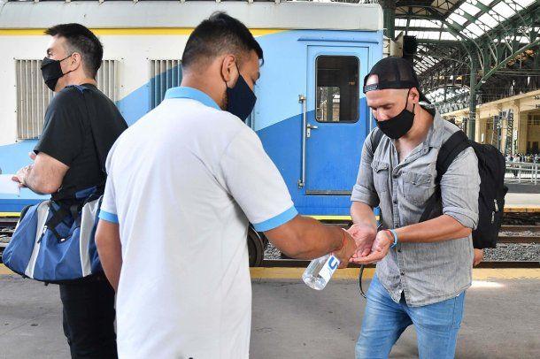 Así se viaja en los trenes a Mar del Plata con los cuidados por el coronavirus