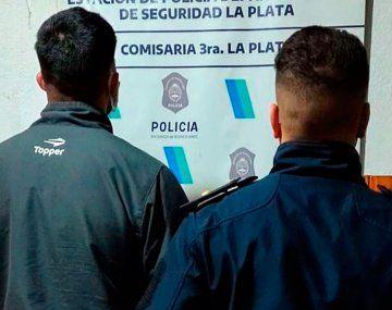 La Plata: un hombre golpeó