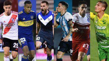 copa libertadores 2021: que partidos se juegan esta semana