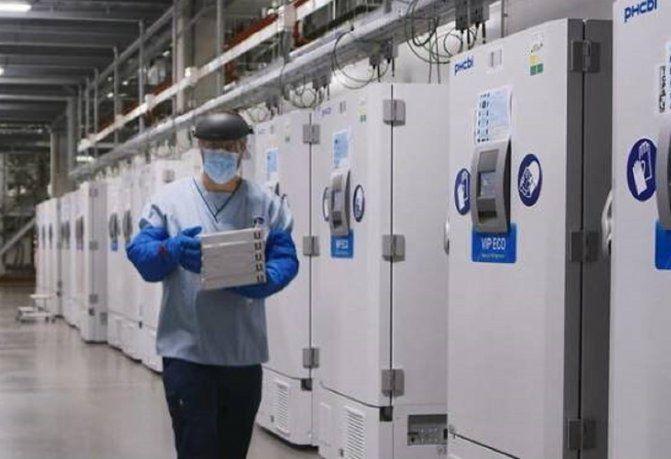 Pfizer prepara una versión de su vacuna contra el coronavirus que se conservará en heladeras