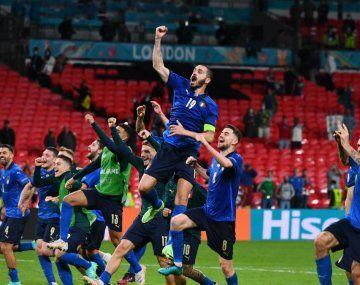Italia venció a Austria en tiempo suplementario y avanzó a los cuartos de final