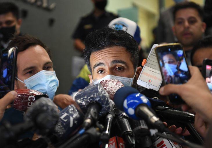 Parte médico de Diego Maradona: El hematoma se eliminó satisfactoriamente