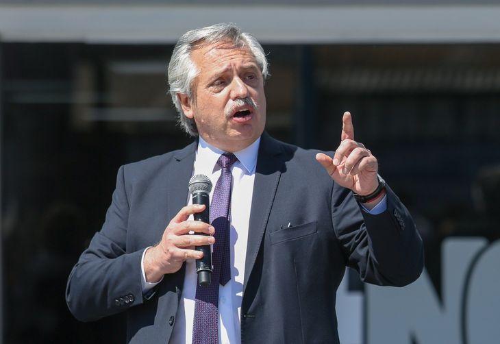 Alberto Fernández: Las visitas de los jueces a Olivos me parecen de una gravedad inusual